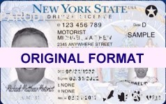 NEW YORK DRIVER LICENSE ORIGINAL FORMAT, DESIGN SPECIFICATIONS, NOVELTY SECURITY CARD PROFILES, IDENTITY, NEW SOFTWARE ID SOFTWARE NEW YORK driver